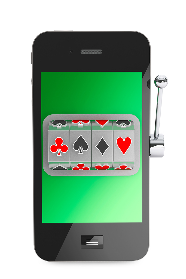 spela casinospel i mobilen